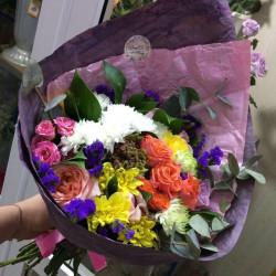 Букет «Цветочный микс»